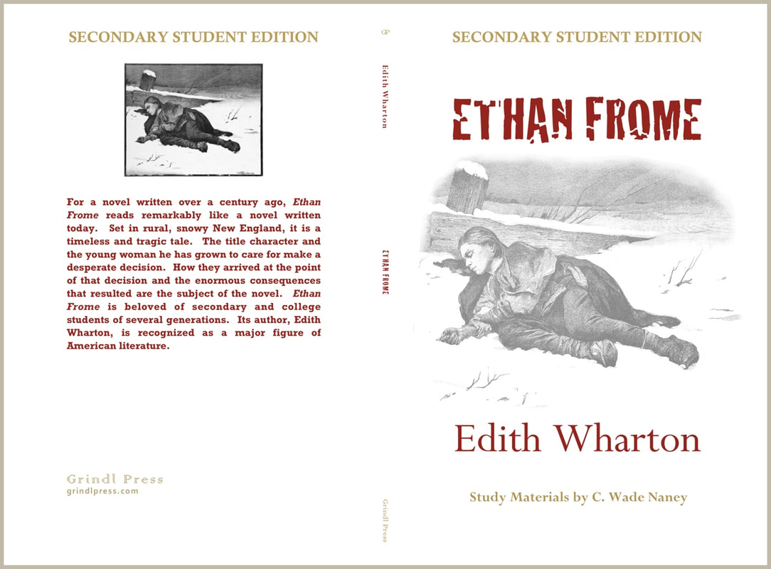 an analysis of the character of ethan frome in the tragic novel written by edith wharton Enhance reading comprehension with a guide that contains an overview of each chapter of ethan frome, by edith wharton, followed by teaching suggestions for before, during, and after reading the novel.